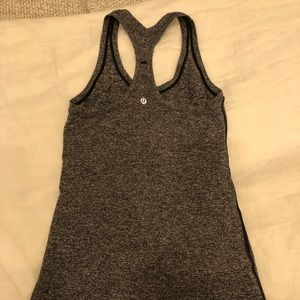 Lulu lemon racer back tank